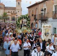 Fiestas Patronales en honor a Nuestra Señora de la Aurora