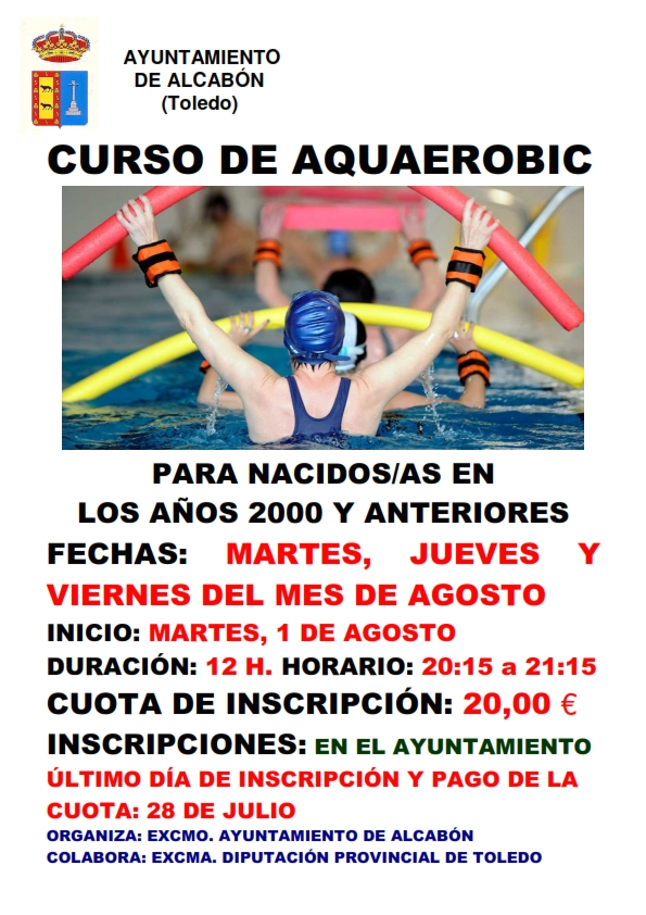 CARTEL DE INSCRIPCION AQUAEROBIC AGOSTO 001